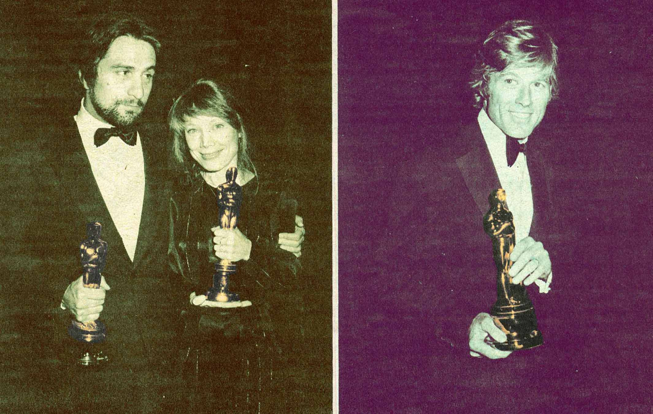 Backstage At The Oscars Raging Bull And Raging Bull The Village Voice