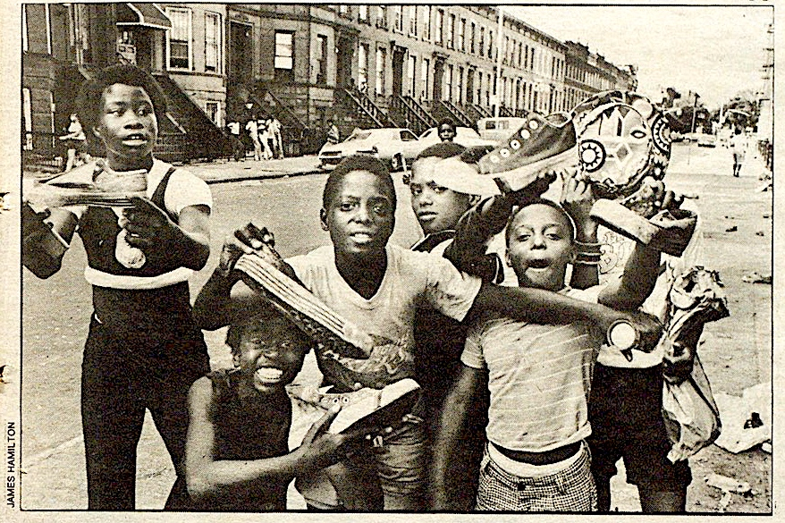 Blackout 1977: Here Comes the Neighborhood | The Village Voice