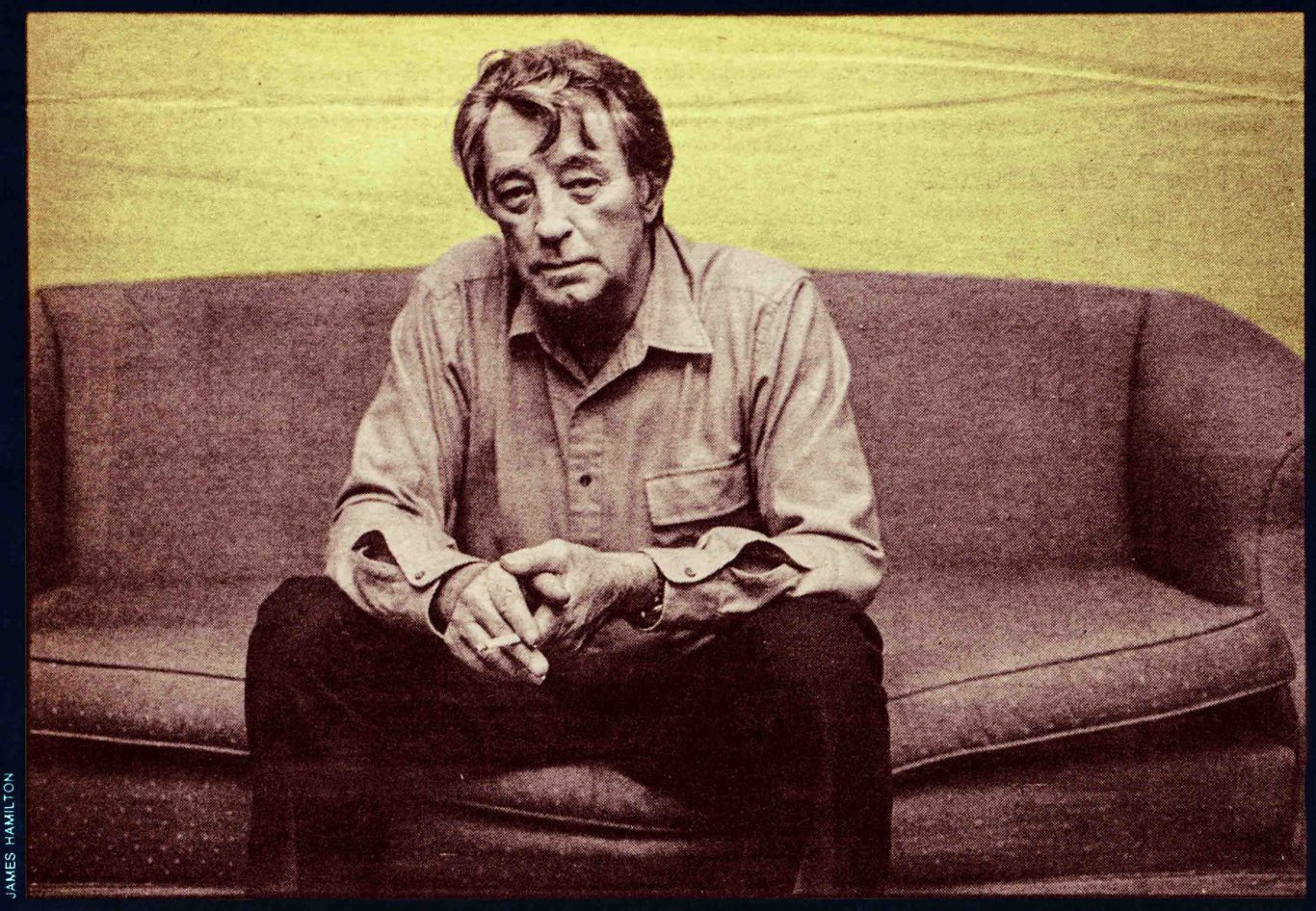 1982 Village Voice profile of Robert Mitchum by Carrie Rickey