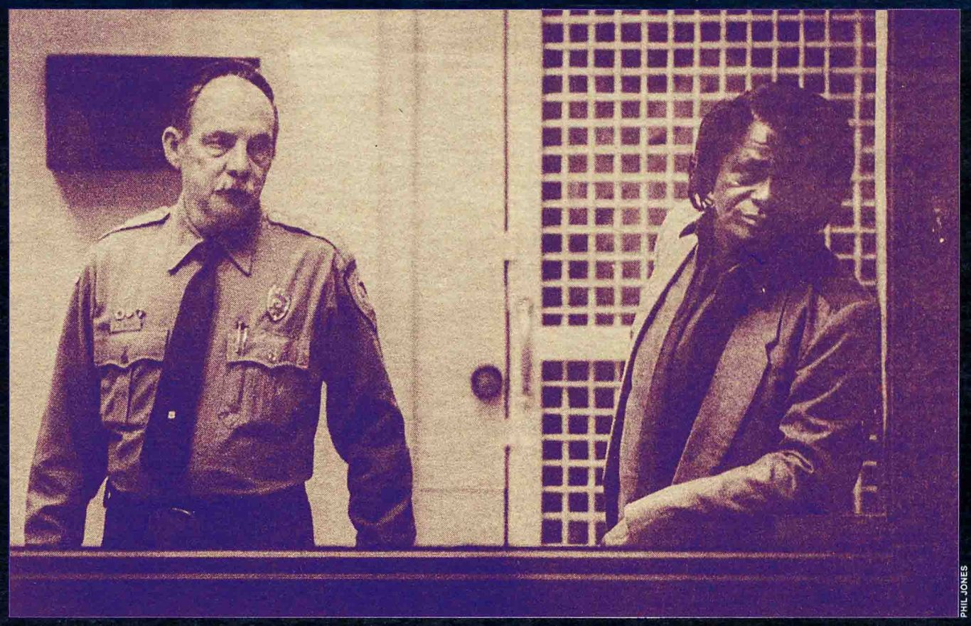 1989 Village Voice article by Ivan Solotaroff about James Brown's trials and tribulations