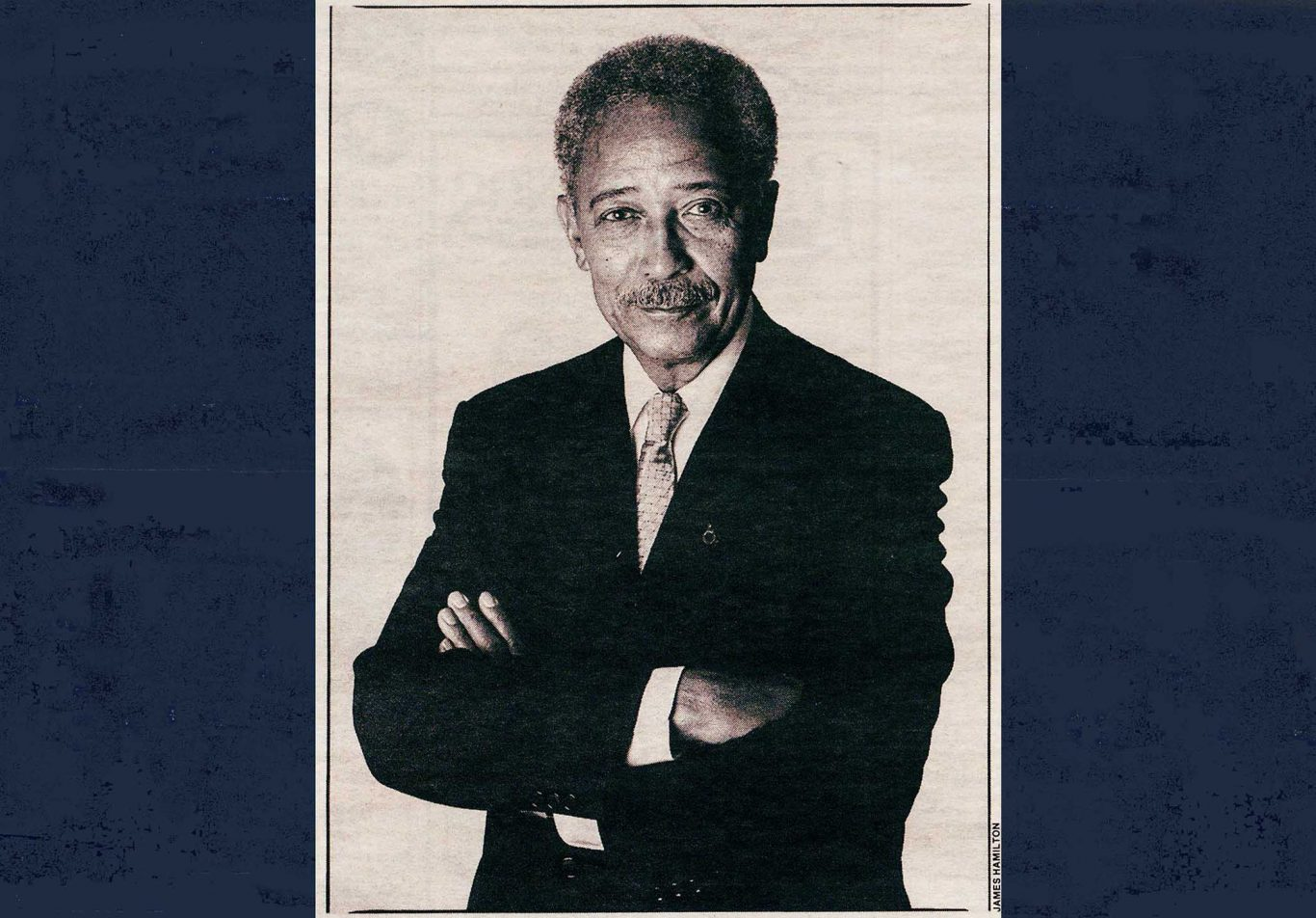 1989 Village Voice endorsement of David Dinkins for NYC mayor