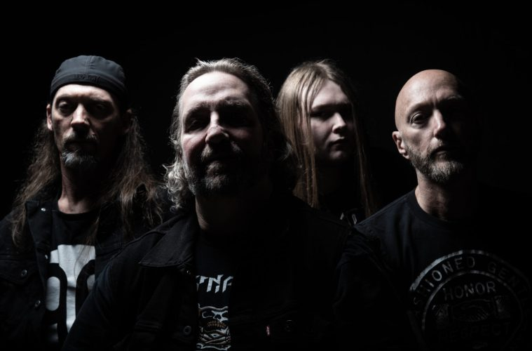 2021 interview with Phil Rind of metal band Sacred Reich