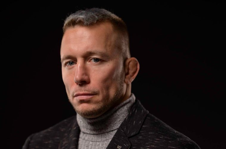 Georges St-Pierre Talks the Hustle, Coming out of Retirement, and Dream Fight Against Khabib Nurmagomedov | The Village Voice