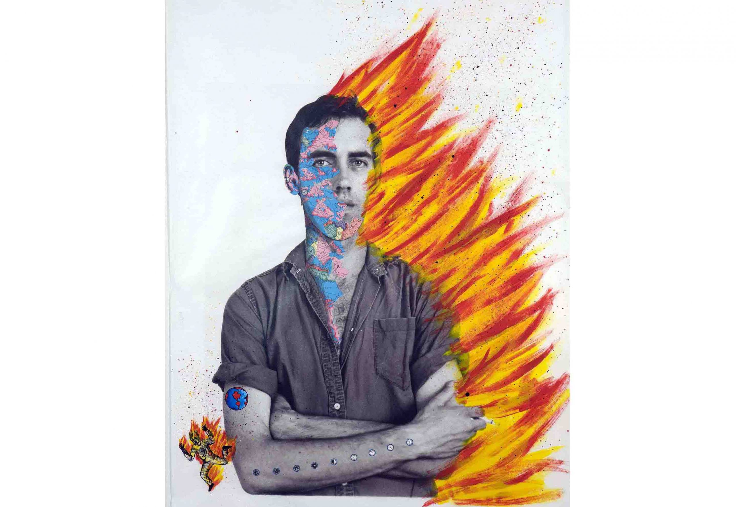 A New David Wojnarowicz Documentary Does Not Hold Back | The Village Voice