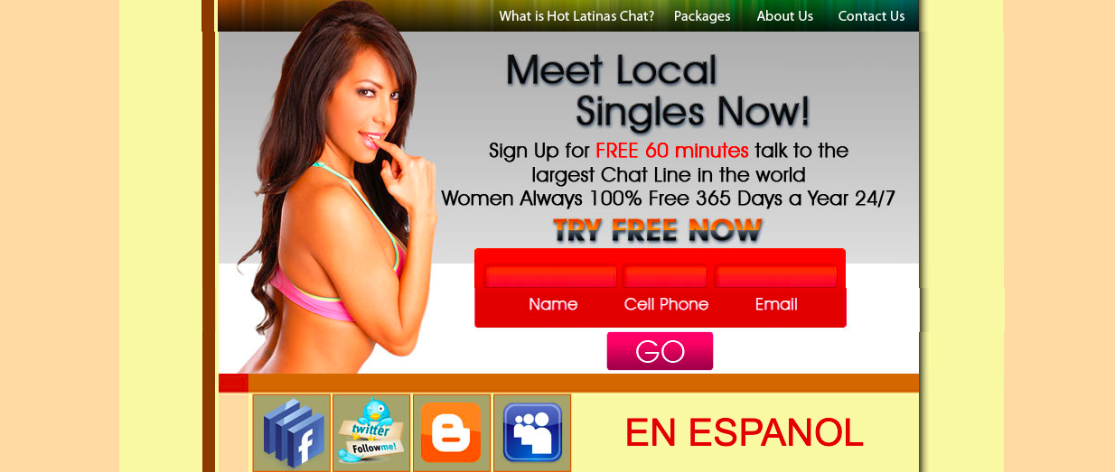 Chat free lines singles phone The Complete