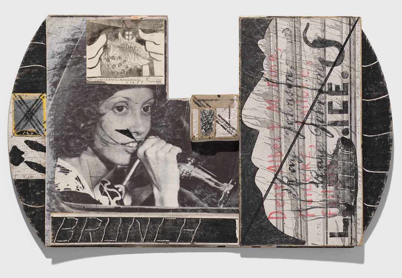 Village Voice article about mail artist Ray Johnson