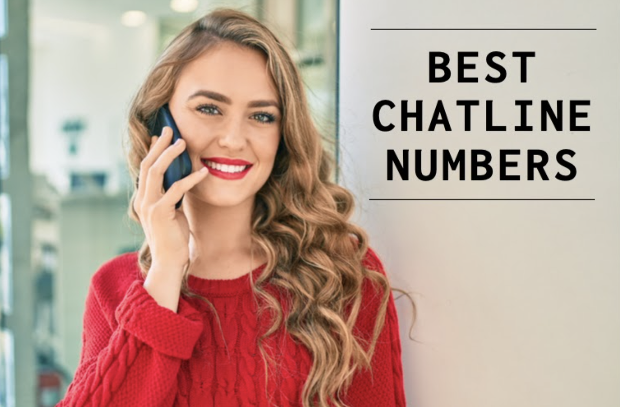 45 Best Chat Lines: Ultimate List of Chatline Numbers for a Free Phone Chat