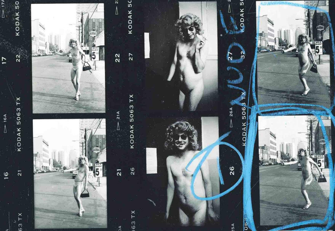 Village Voice article about Madonna's SEX book