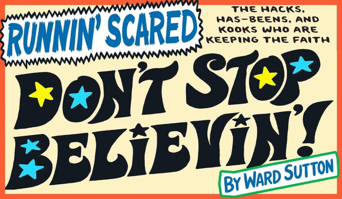 Cartoonist Ward Sutton visits MAGA-land for the Village Voice