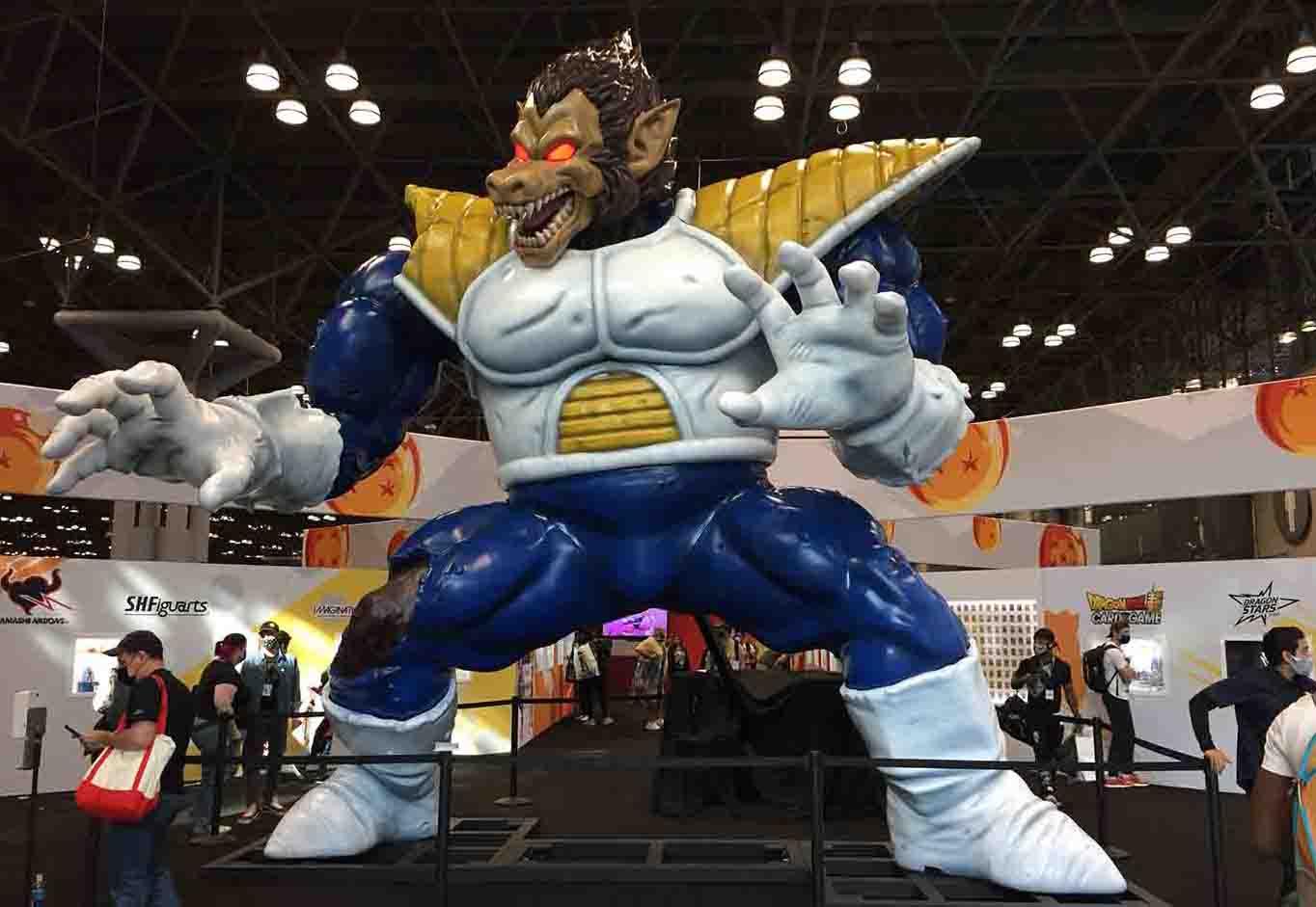 The Village Voice covers New York Comic Con 2021